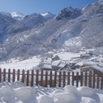 terraza del Hotel nevada